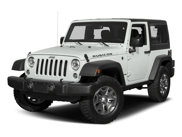Pre-Owned 2018 Jeep Wrangler JK Rubicon Recon