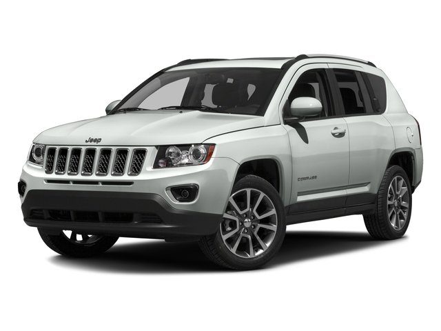 Pre-Owned 2016 Jeep Compass 75th Anniversary