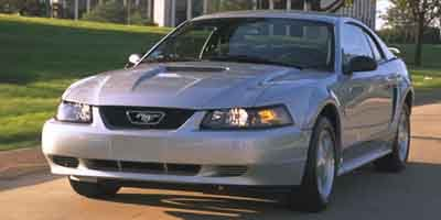 Pre-Owned 2002 Ford Mustang