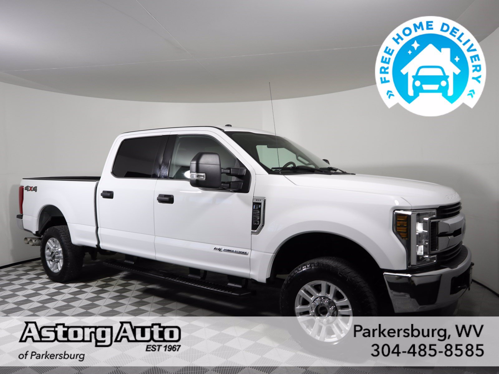 Pre-Owned 2019 Ford Super Duty F-250 SRW