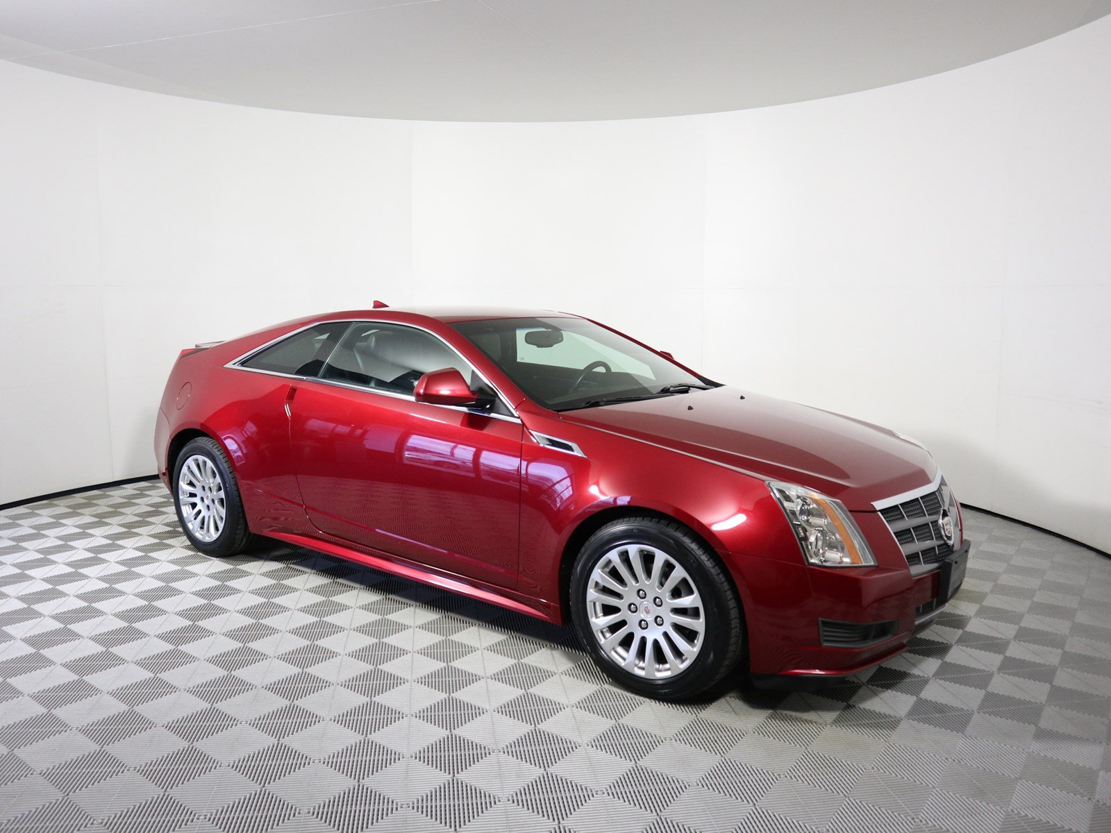 Pre-Owned 2011 Cadillac CTS Coupe
