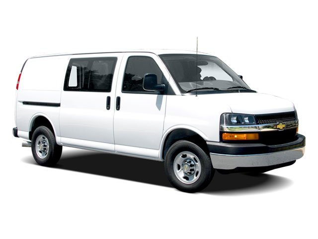 Pre-Owned 2009 Chevrolet Express Cargo Van