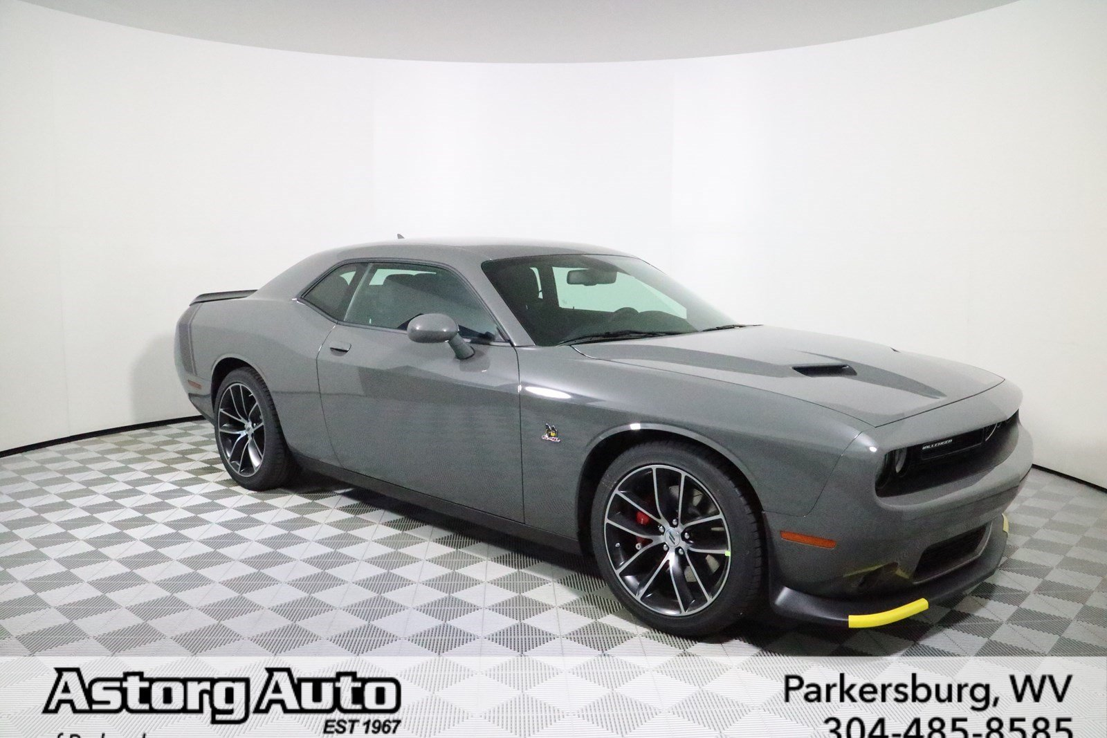 New 2018 Dodge Challenger R T Scat Pack Coupe In