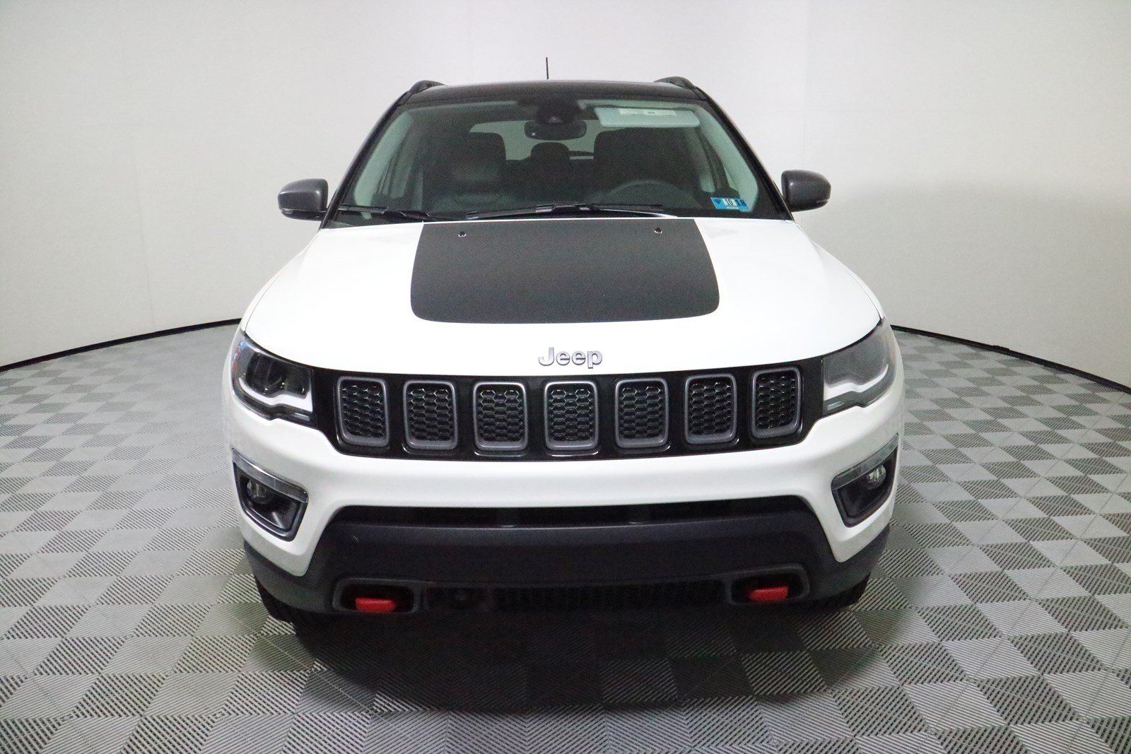 2018 jeep compass white. Wonderful White New 2018 Jeep Compass Trailhawk Throughout Jeep Compass White