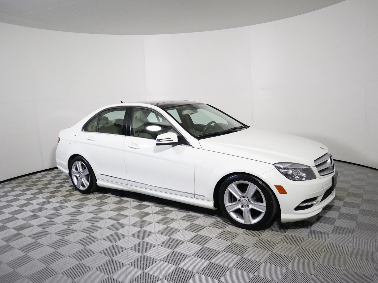 Pre-Owned 2011 Mercedes-Benz C-Class C300 4MATIC®