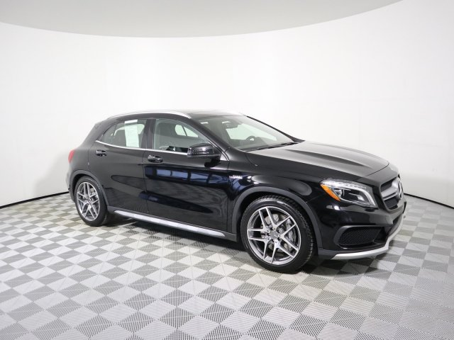 Pre-Owned 2016 Mercedes-Benz GLA AMG® GLA 45