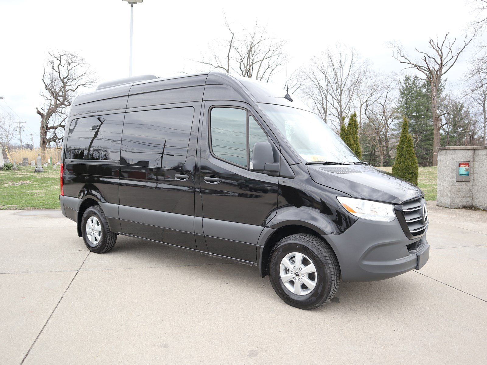 Pre-Owned 2019 Mercedes-Benz Sprinter Passenger Van