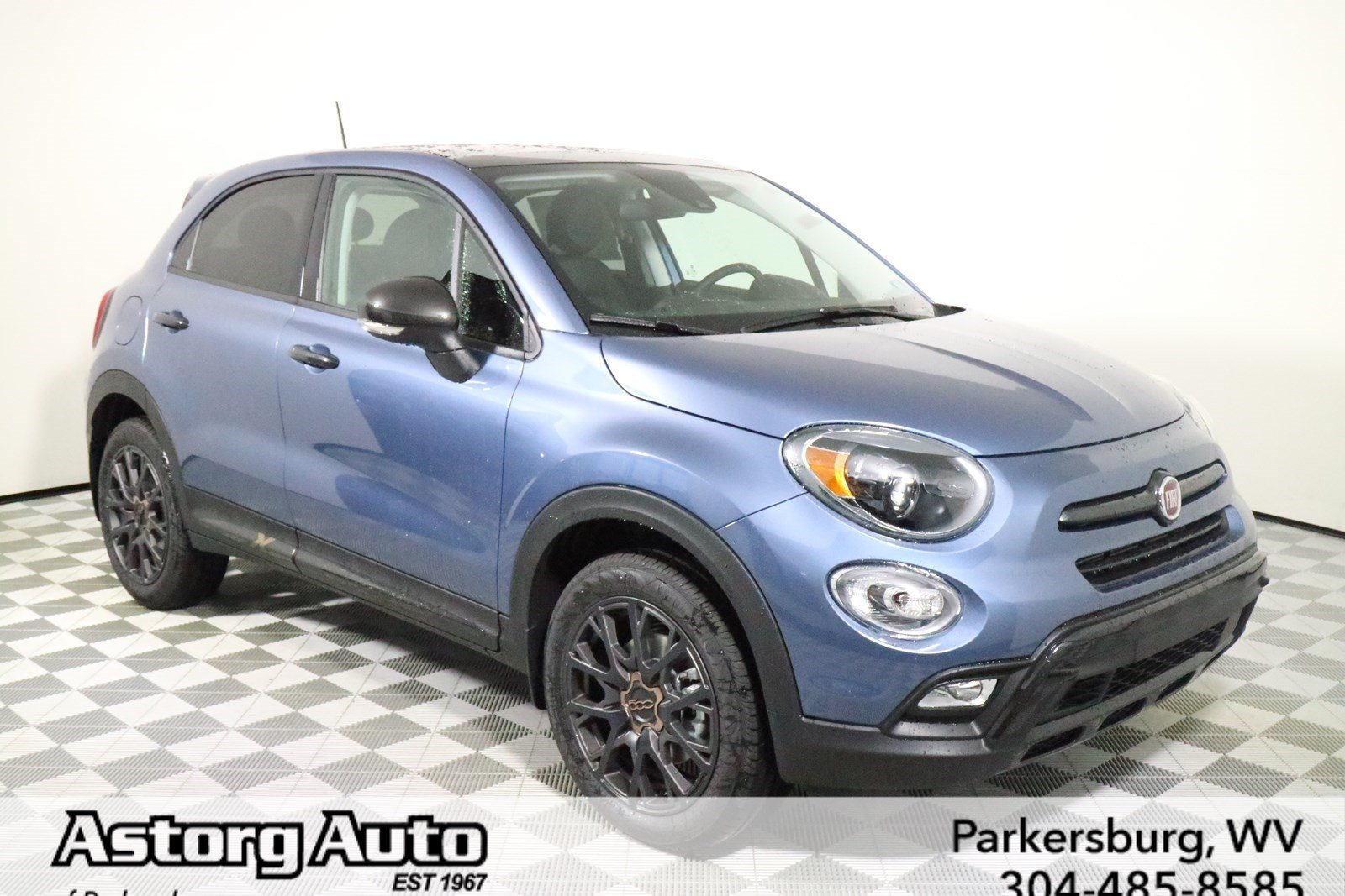 New 2017 Fiat 500x Urbana Edition Sport Utility In