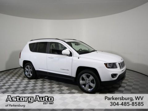 Pre-Owned 2015 Jeep Compass High Altitude Edition