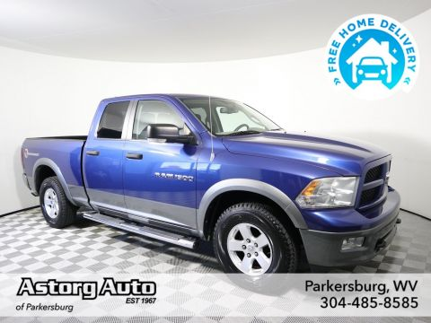 Pre-Owned 2011 Ram 1500 Outdoorsman