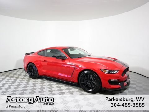 Pre-Owned 2018 Ford Mustang Shelby GT350