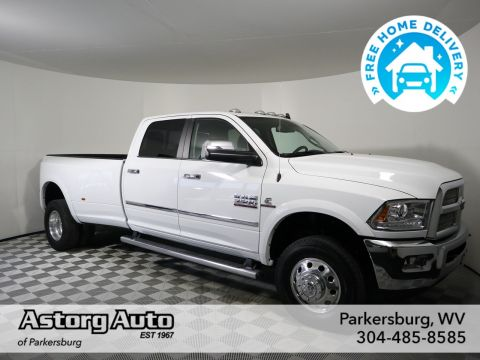 Pre-Owned 2014 Ram 3500 Longhorn Limited