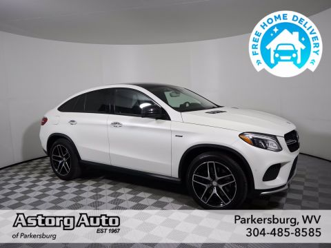 Pre-Owned 2016 Mercedes-Benz GLE GLE 450 AMG®