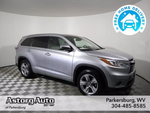 Pre-Owned 2016 Toyota Highlander Limited Platinum