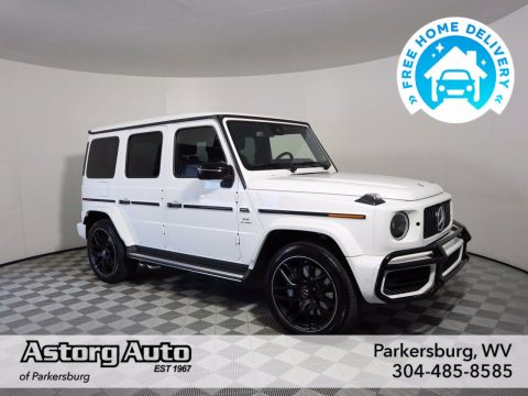 Pre-Owned 2019 Mercedes-Benz G-Class AMG® G 63