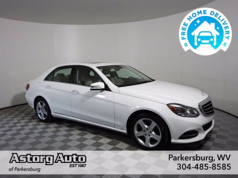 Pre-Owned 2014 Mercedes-Benz E-Class E 350 Luxury